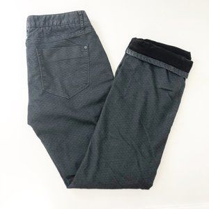 Prana Womens Flannel Lined Pants Size 4